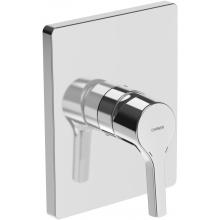 HANSA PALENO sprchová batéria, podomietková, páková, vrchný diel, chróm