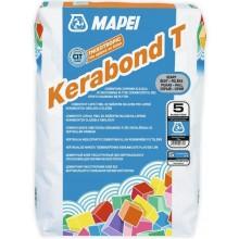 MAPEI KERABOND T cementové lepidlo 25kg so zníženým sklzom, šedá