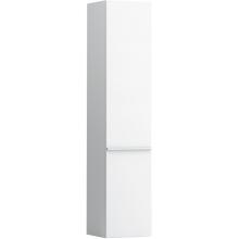 LAUFEN CASE vysoká skrinka 350x335x1650mm 4 sklenené poličky, závesy vľavo, biela 4.0202.1.075.463.1