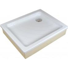 RAVAK ANETA 75 EX sprchová vanička 775x905mm akrylátová, obdĺžniková, biela A003701320