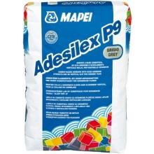 MAPEI ADESILEX P9 cementové lepidlo 25kg, so zníženým sklzom, šedá