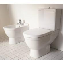 DURAVIT STARCK 3 splachovacia nádrž 390x185mm s Dual-Flush, biela/WonderGliss 09201000051