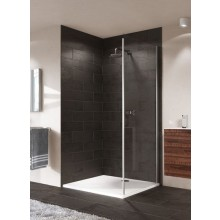 CONCEPT 300 sprchová stena 800x1900mm bočná, strieborná / číre sklo AP, PT432603.092.322