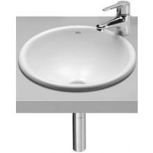 ROCA FORO zápustné umývadlo 420mm s prepadom biela 7327872000