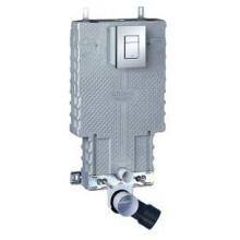 GROHE UNISET predstenový modul pre WC 470x830mm s ovládacím tlačidlom, chróm
