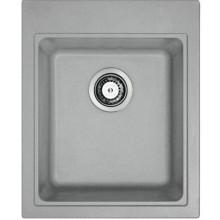 FRANKE KUBUS KSG 218 umývadlo 425x520mm, Fragranit DuraKleen Plus/šedý kameň