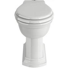 HERITAGE BLENHEIM WC misa 455mm, komfortná výška, biela