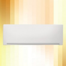 ROLTECHNIK KUBIC, VANESSA NEO 160 čelný panel 1600mm, krycie, akrylátový, biela