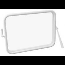 JIKA UNIVERSUM zrkadlo 450x600mm, s páčkou, nastaviteľné, nerez
