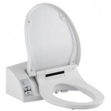 GEBERIT AQUACLEAN 5000 PLUS sprchovacie sedátko 48,5x50,7cm, alpská biela