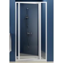 RAVAK SUPERNOVA SDOP 90 sprchové dvere 873x910x1850mm dvojdielne, otočné, pivotové biela / transparent 03V70100Z1