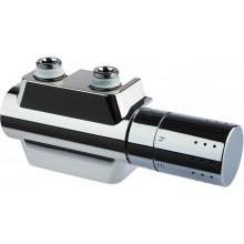 """P.M.H. UNIVERSAL ventil pre napojenie radiátorov G1/2""""-3/4"""", 50mm, chróm"""