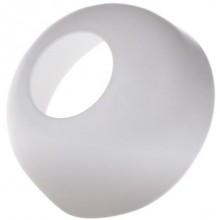 HL krycia ružica DN40, elastická, pre zápachové uzávery, polyetylén