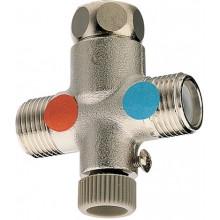 """SILFRA regulátor teploty pre stojánkové ventily 1/2"""", meď"""