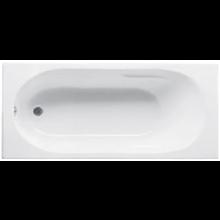 JIKA LYRA vaňa klasická 1600x700x415mm akrylátová vrátane podpier, biela 2.3083.9.000.000.1
