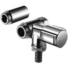 SCHELL COMFORT vedľajšÍ pripojovací ventil DN20, chróm