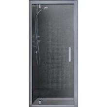 IDEAL STANDARD SYNERGY pivotové dvere 900mm silver bright/sklo L6362EO