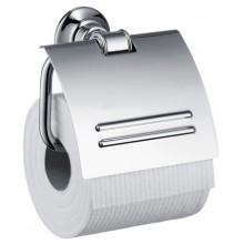 AXOR MONTREUX držiak na toaletný papier 79mm, s krytom, chróm