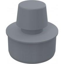 CONCEPT privzdušňovacia hlavica Ø75mm, polypropylén