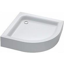KOLO STANDARD PLUS sprchová vanička 90x90cm, štvrťkruhová, s integrovaným panelom, biela