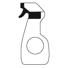 HÜPPE FLIP/TOP čistiaci prostriedok 500 ml pre sprchové vaničky 701000.000