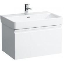 LAUFEN PRO S umývadlová skrinka 665x450x390mm 1 zásuvka, biely lesk