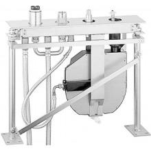HANSA COMPACT univerzálne teleso DN20, 4otvorové, pre montáž do obkladu, pre stojánkový výtok, pre stojančekovú montáž, chróm