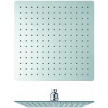 CRISTINA SANDWICH PLUS sprcha hlavová Antikalk-system 50x50cm chróm