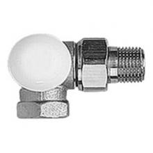 """HERZ TS-90-AB termostatický ventil 3/8"""" rohový, trojosový"""