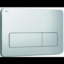 JIKA PL3 tlačítko Dual Flush, matný chróm 8.9366.4.007.000.1
