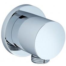 RAVAK 701.00 stenový vývod sprchy 60x51mm chróm X07P004