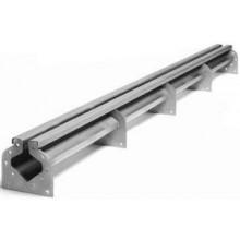JIKA MIO zásuvka voliteľná vnútorná 600x400x120mm, biela/orech 4.3417.1.171.500.1