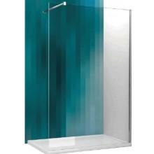 ROLTECHNIK SANIPRO WALK PRO/1000 sprchová zástena 1000x2000mm, bezrámová, brillant/transparent