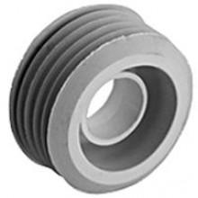 SCHELL vnútorná spojka k WC Ø55mm, guma