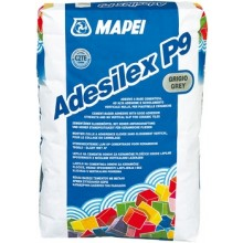MAPEI ADESILEX P9 cementové lepidlo 25kg, so zníženým sklzom, biela