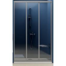 RAVAK SUPERNOVA ASDP3 sprchové dvere 970-1010x1880mm posuvné, trojdielne, satin/pearl