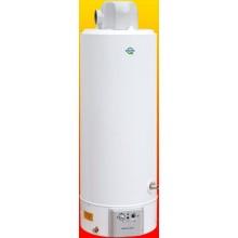 QUANTUM Q7-40-VENT-B plynový ohrievač 155l, 8,9kW, zásobníkový, stacionárny, otvorená spaľovacia komora, cez stenu, biela