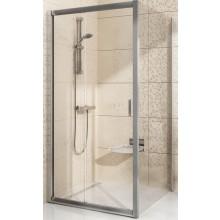 RAVAK BLIX BLPS 100 pevná stena 970-990x1900mm jednodielna, satin/transparent