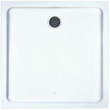 LAUFEN MERANO keramická sprchová vanička 900x900x65mm štvorcová, biela 8.5395.1.000.000.3