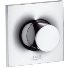 AXOR MASSAUD TRIO/QUATTRO ventil uzatvárací a prepínací podomietkový DN20 chróm