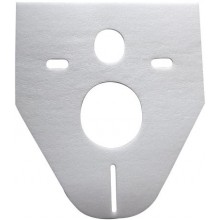 CONCEPT izolačná doska 372x5x422mm pre závesné WC a bidet, biela