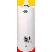 QUANTUM Q7-50-NBRS plynový ohrievač 181l, 9,8kW, zásobníkový, stacionárny, do komína, biela