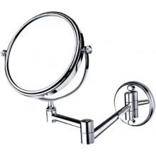 NIMCO kozmetické zrkadlo 150x150mm nástenné, chróm ZR 6992N-26