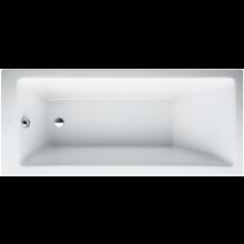 LAUFEN PRO vstavaná vaňa 1600x700mm akrylátová, biela