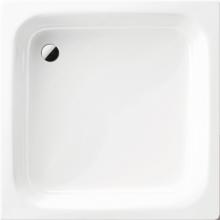 KALDEWEI SANIDUSCH 395 sprchová vanička 800x800x140mm, oceľová, štvorcová, biela