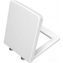 VITRA T4 WC sedátko 360x463mm duraplastové, soft close biela