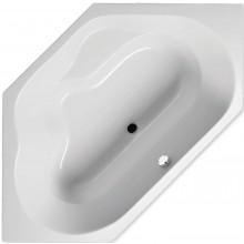 RIHO WINNIPEG BA48 vaňa 145x145x47,5cm, asymetrická, akrylátová, biela
