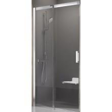 RAVAK MATRIX MSD2 120 L sprchové dvere 1200x1950mm, dvojdielne, alubright/transparent