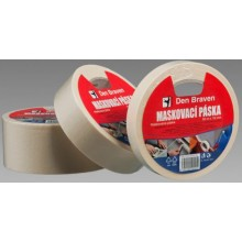 DEN BRAVEN maskovacia krepová páska 60 C
