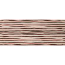 CIFRE INTENSITY ASTRA dekor 20x50cm, red/brown